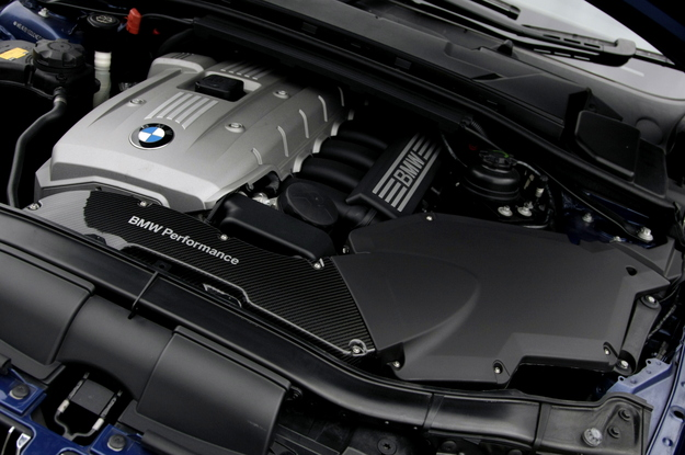 E90 325i BMW PERFORMANCE Intake Kit.JPG