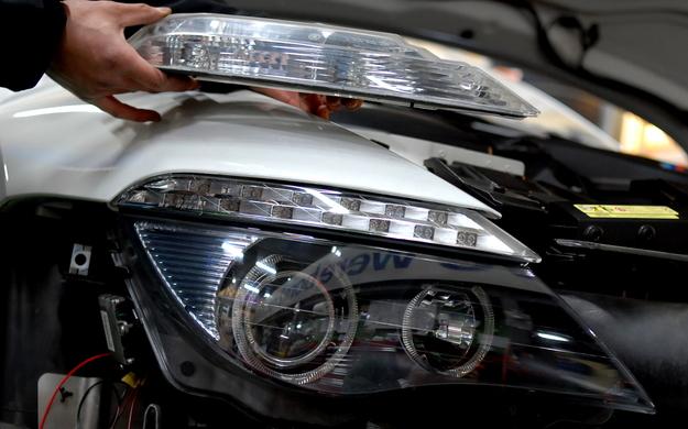 E63 Lci LEDウィンカー.JPG