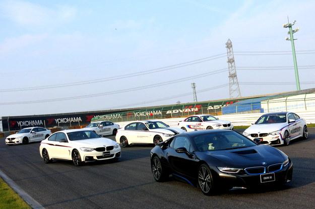 BMW Familie! i8.JPG