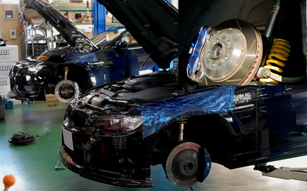E90 E92 M3 ACS 車高調 brembo STOPTECH RAM AIR.jpg
