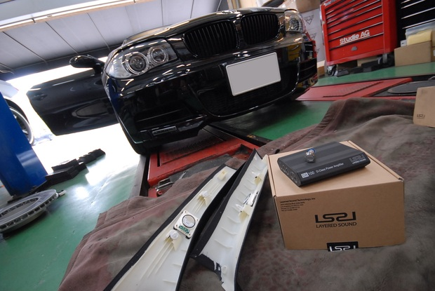 E82 レイヤードサウンド 4ch Studie BMW.JPG