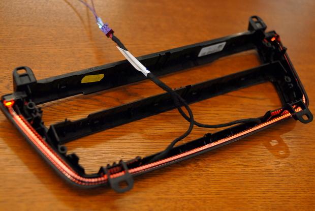 F30 Lci ACパネル アンビエント LED (6).JPG