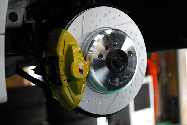 BMW M Performance Brake F36 435 brembo (2).JPG