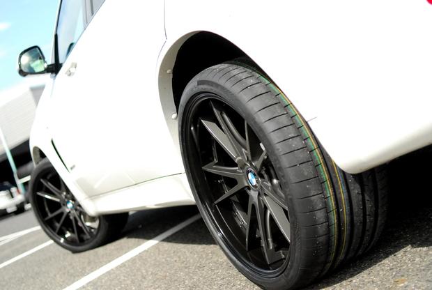 BMW F15 Msp 3D Design T-4 Forged 22inch (5).JPG