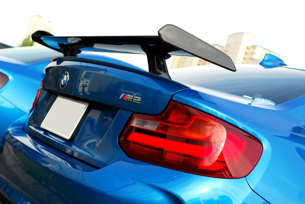 F87 M2 BMW M PERFORMANCE Dry Carbon Wing (3).JPG