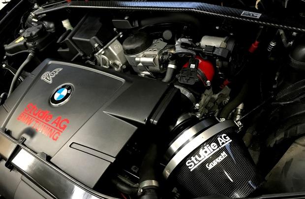 Super Cleaner Carbon E84 X1 18i 流用 (3).JPG
