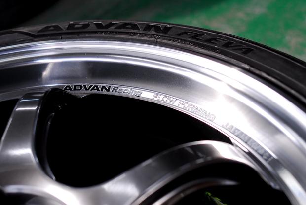 E87 116i ADVAN Racing RG-D2 (2).JPG