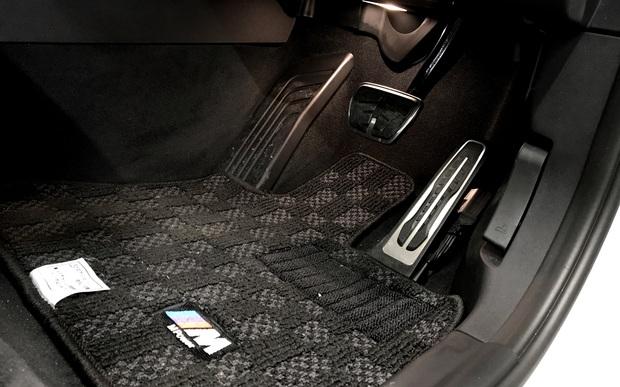 G01 New BMW X3 3D Design ペダル (1).JPG