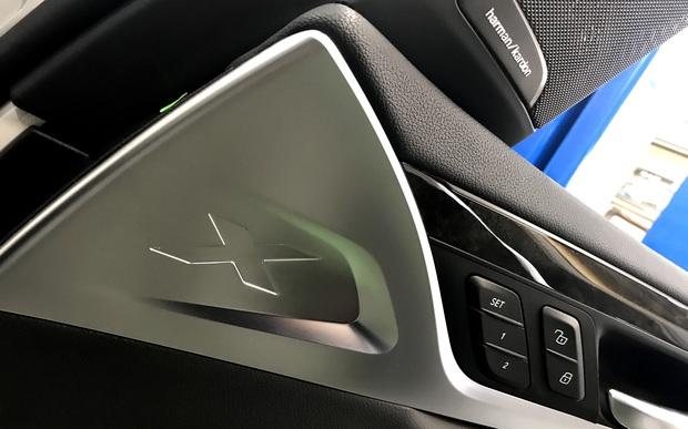 G01 New BMW X3 3D Design ペダル (3).JPG
