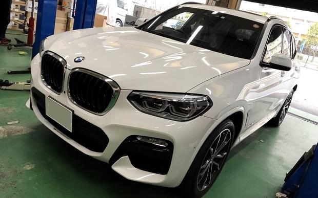 G01 New BMW X3 3D Design ペダル (4).JPG