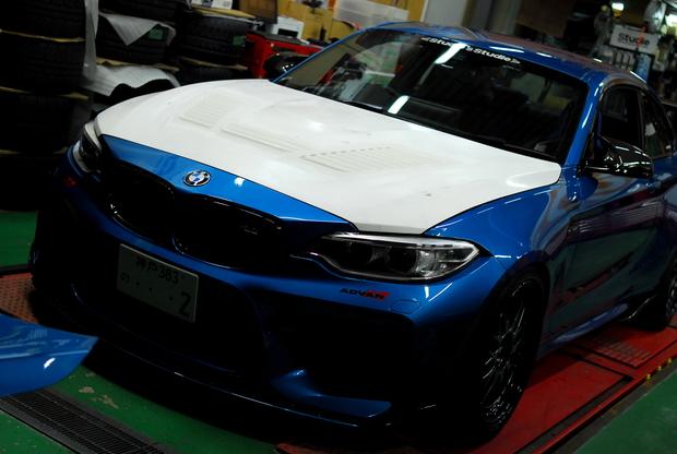 Motorsport24 Carbonボンネット F87M2 Studie (4).JPG