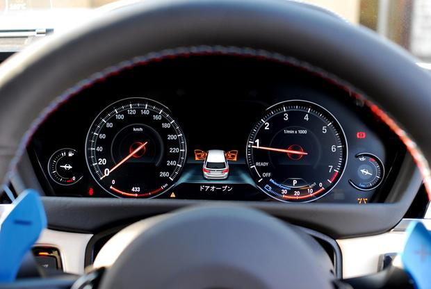 F30 Lci メーターパネル レトロフィット (6).JPG