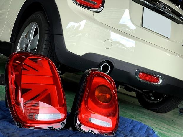 MINI F56 Lci ユニオンジャック ドライビングモード (1).JPG