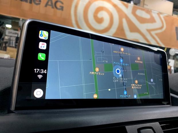 BREX アドモニ Smartphone Adapter CarPlay (6).JPG