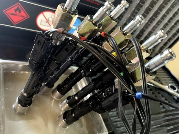 BMW SIC インジェクタークリーニング Studie (2).JPG