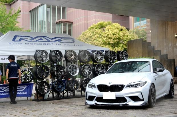 BMW Familie!  Westen RAYS.JPG